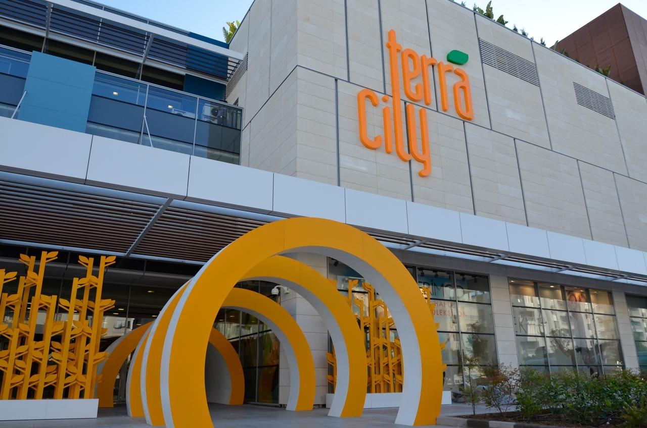 Торговый центр Терра Сити (Terra City), Анталья (Анталия)
