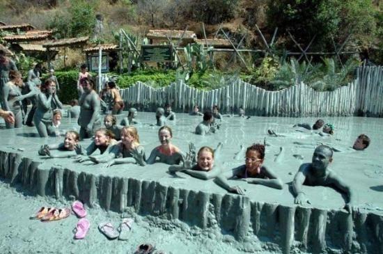 Грязевые ванны в Дальяне
