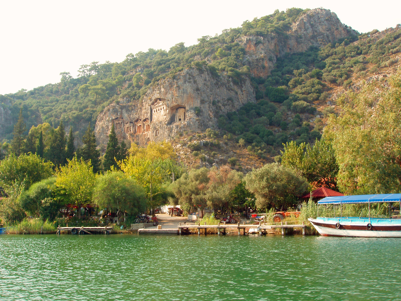 Река Дальян