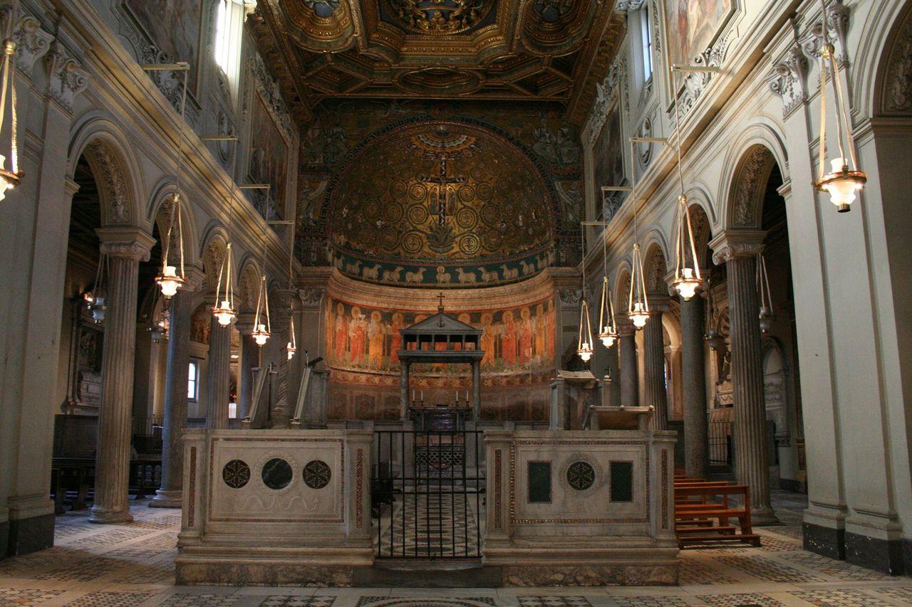 Базилика Святого Климента