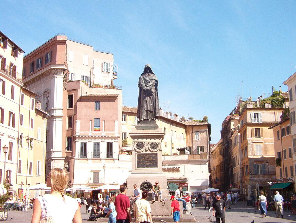 Кампо деи Фиори, Рим