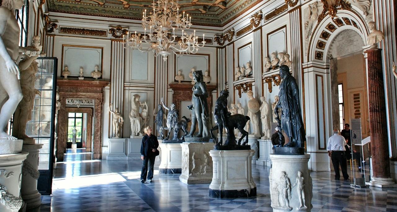 Капитолийские музеи