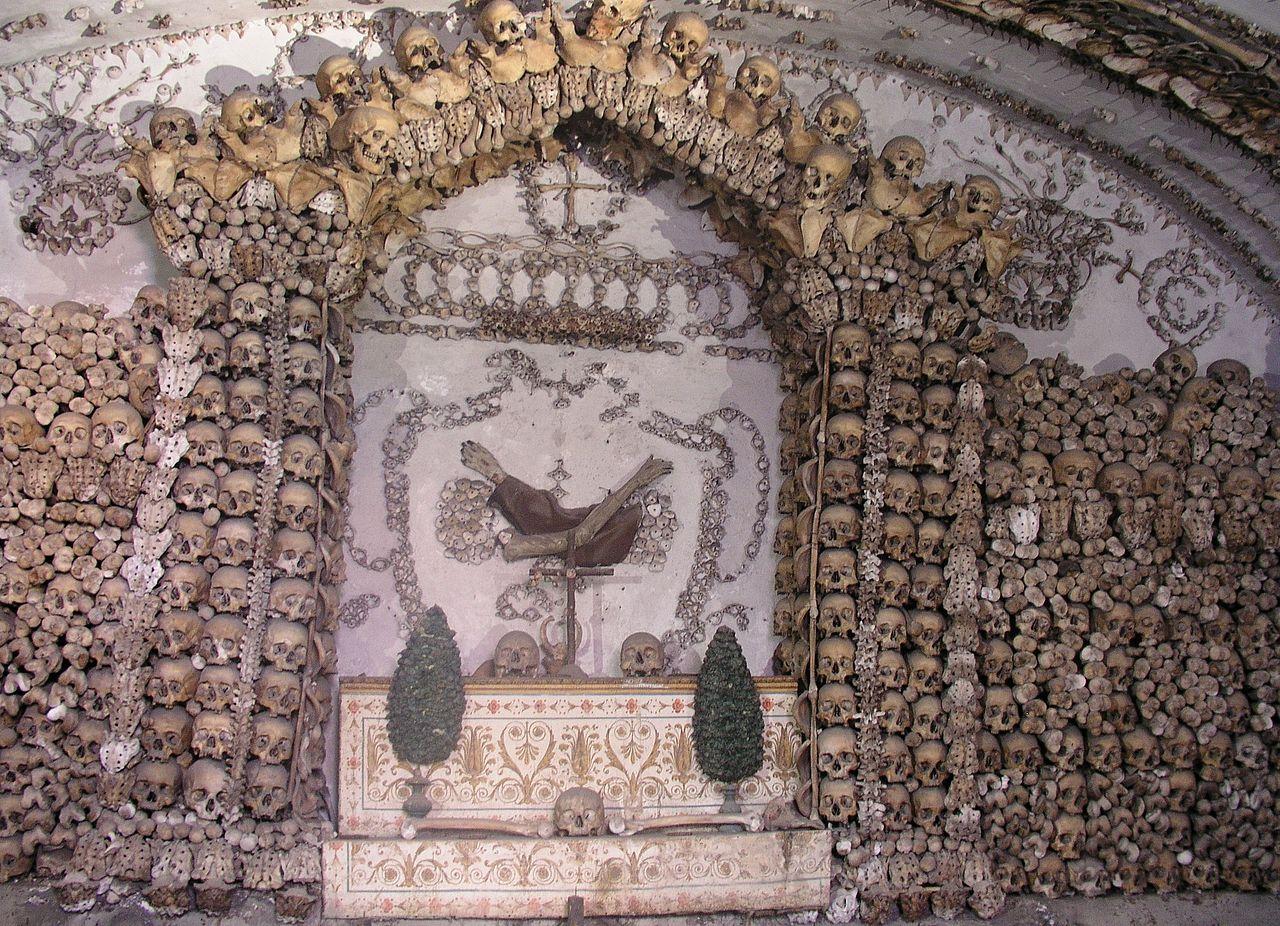 Музей и Крипта Капуцинов (Санта-Мария-делла-Кончеционе)
