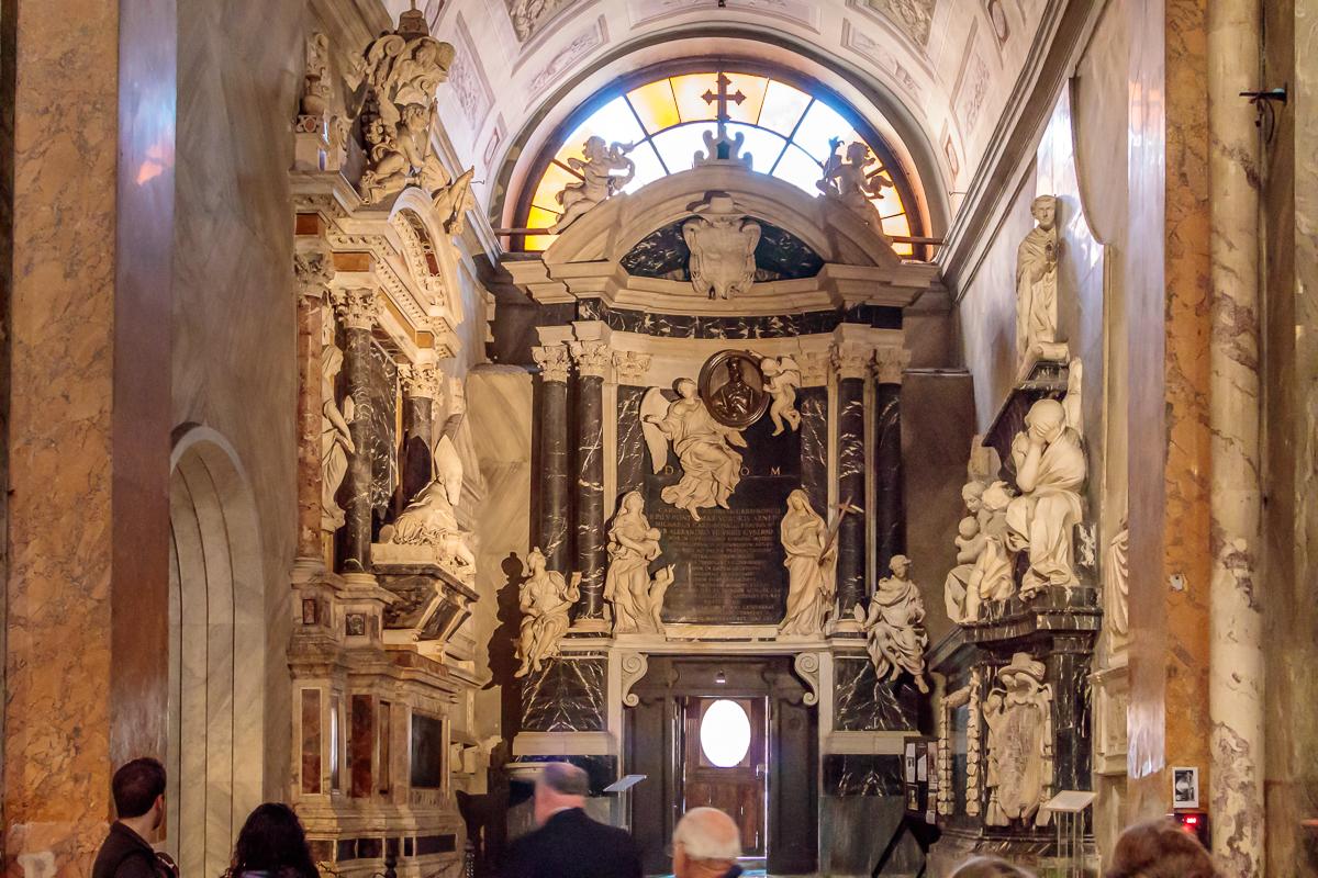 Базилика Святой Марии над Минервой