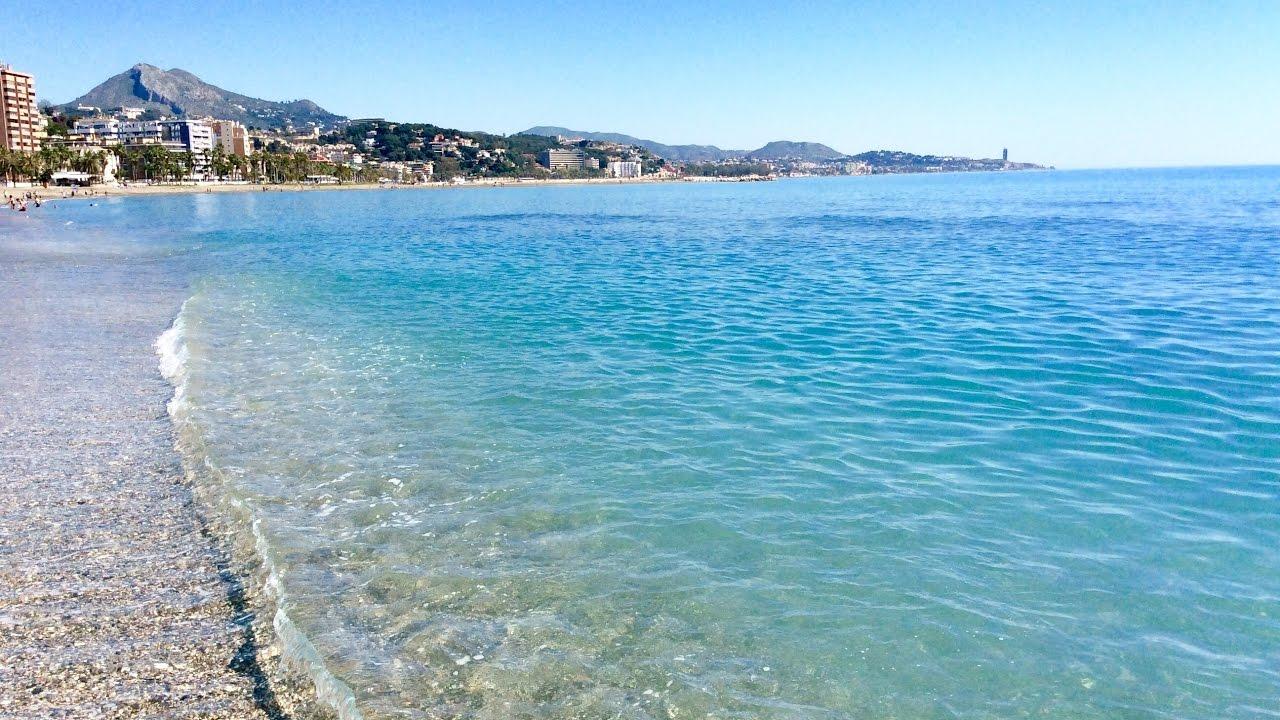 Пляж Ла-Малагета