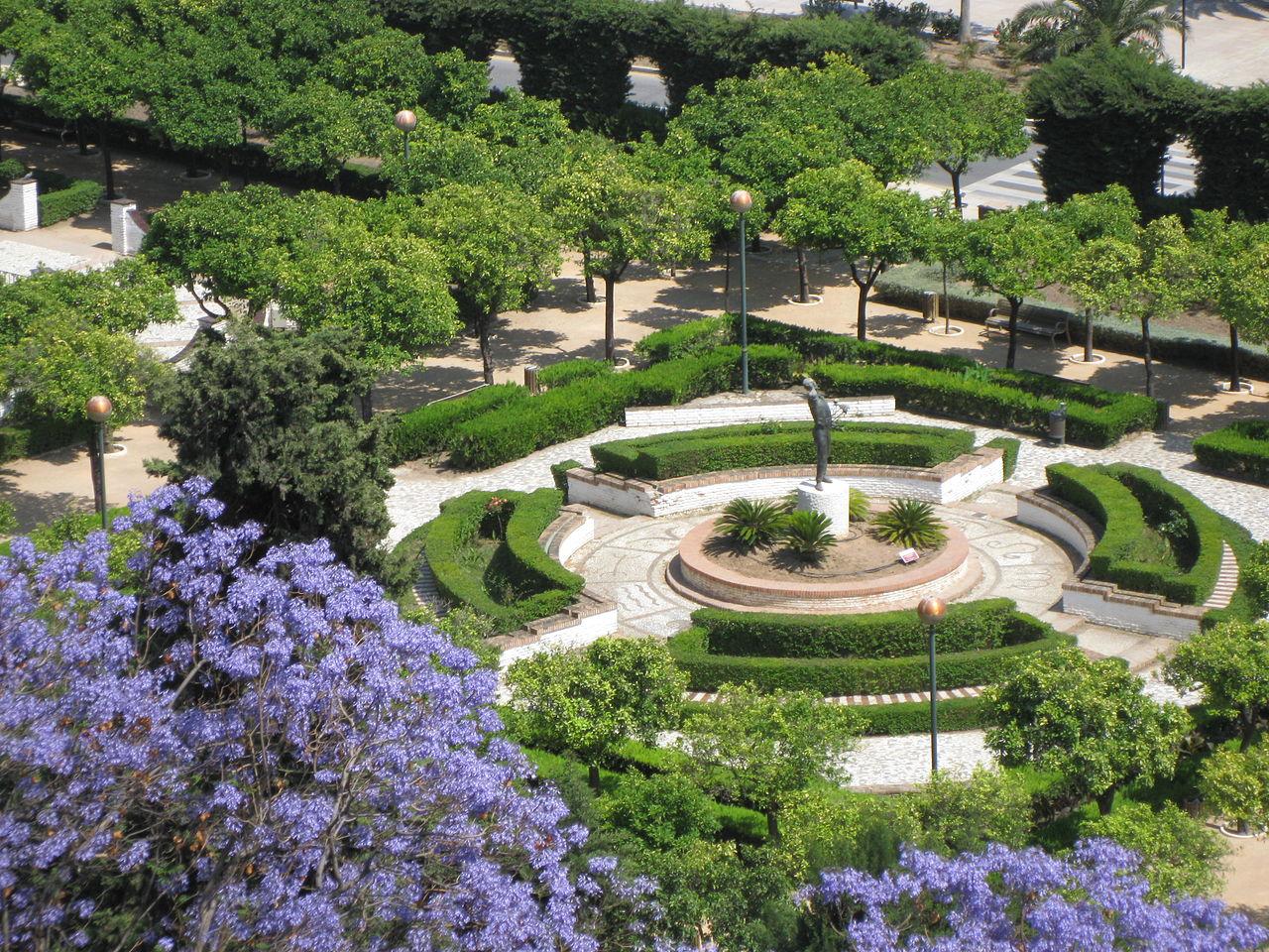 Малагский парк