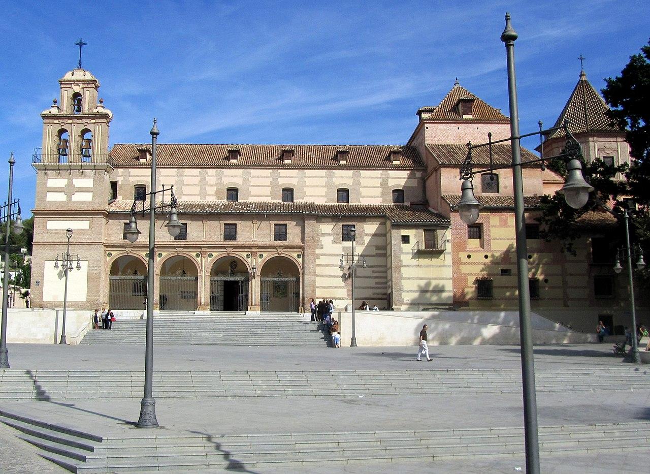 Базилика Санта-Мария де ла Виктория, Малага