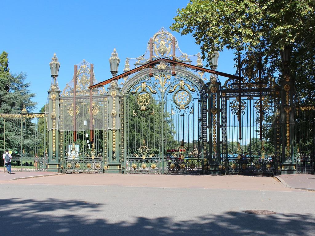 Парк Золотой Головы