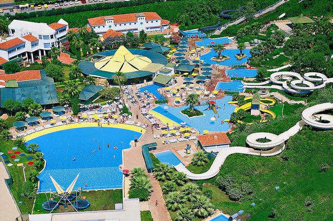 Аквапарк и дельфинарий (Аквалэнд)