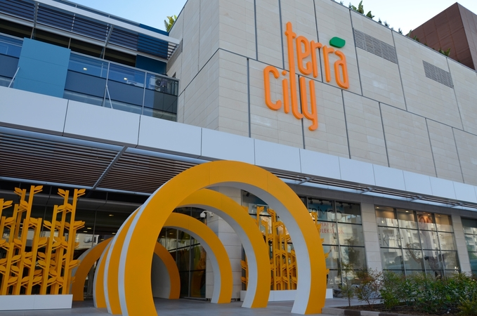 Торговый центр Терра Сити (Terra City)