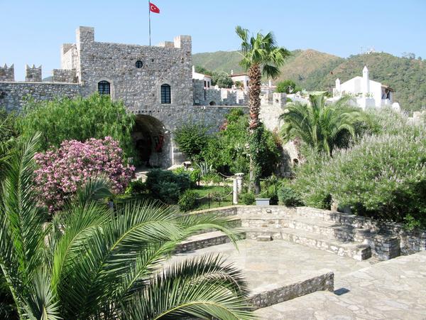 Замок-музей Мармариса
