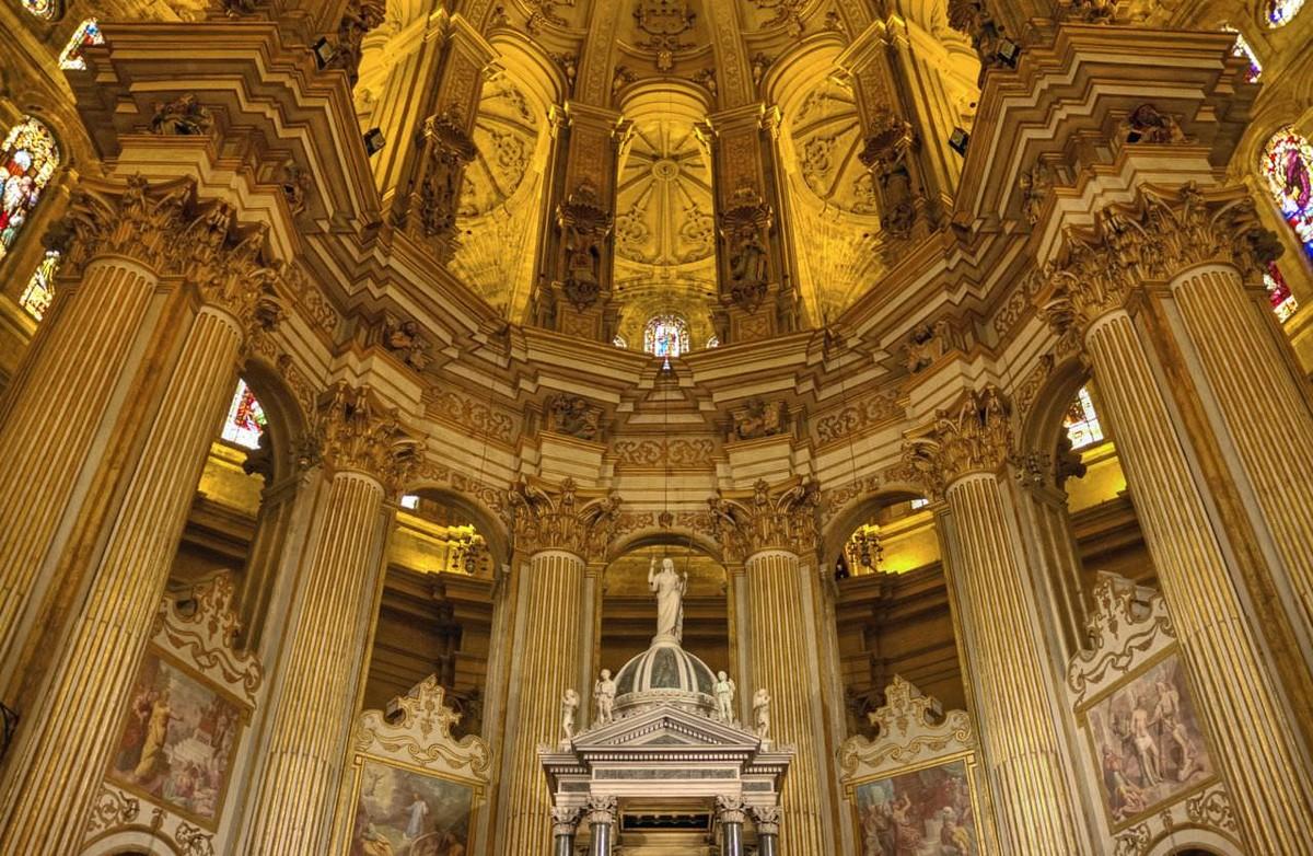Кафедральный собор Малаги