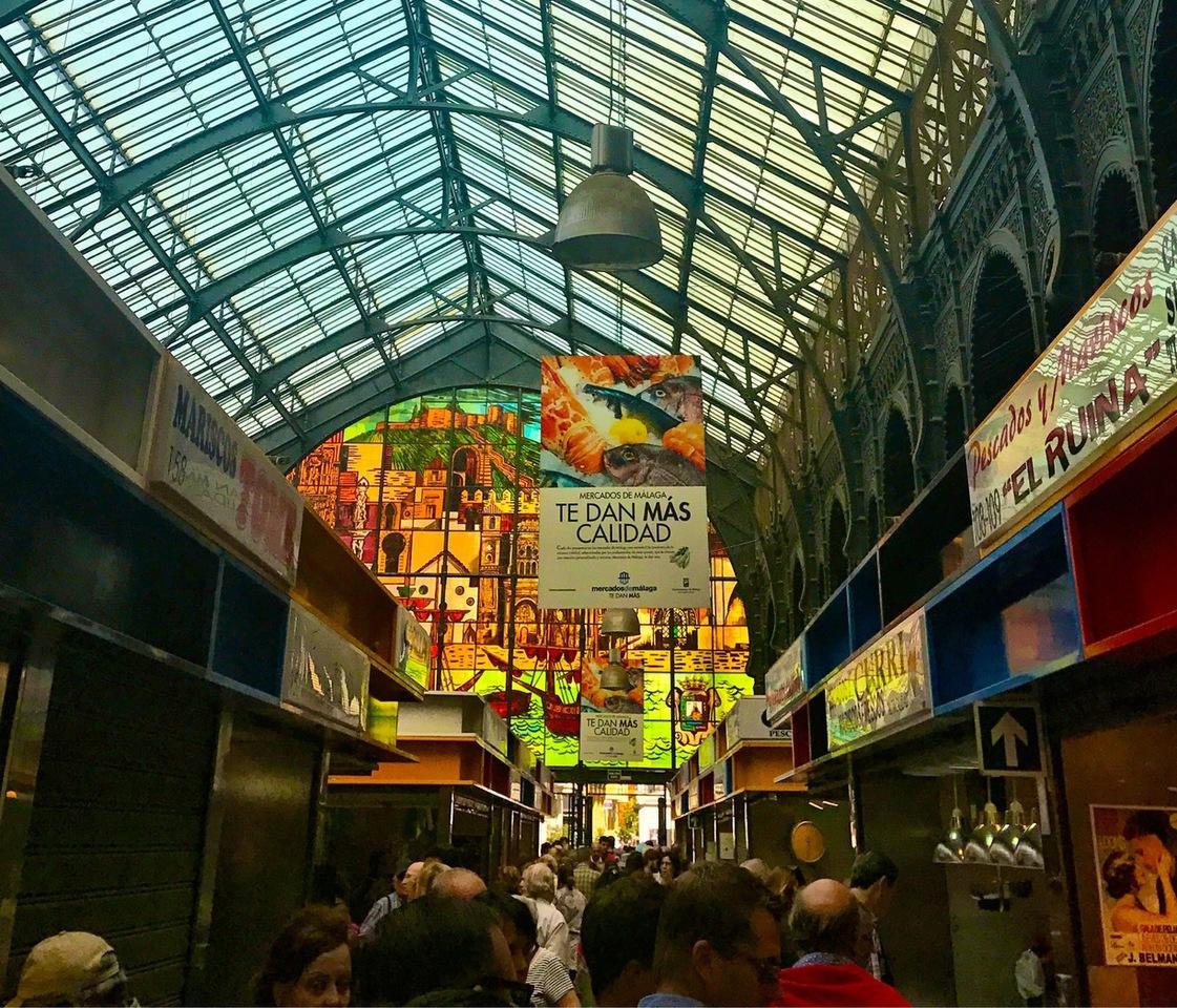 Рынок Сентраль де Атарасанас
