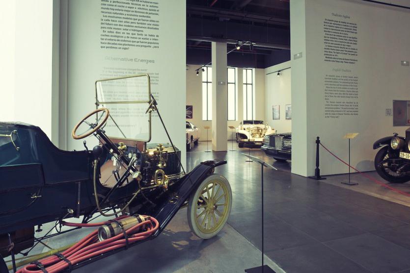 Автомобильный музей Малаги
