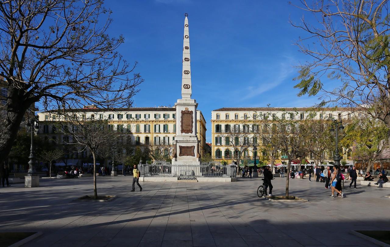 Площадь Мерсед