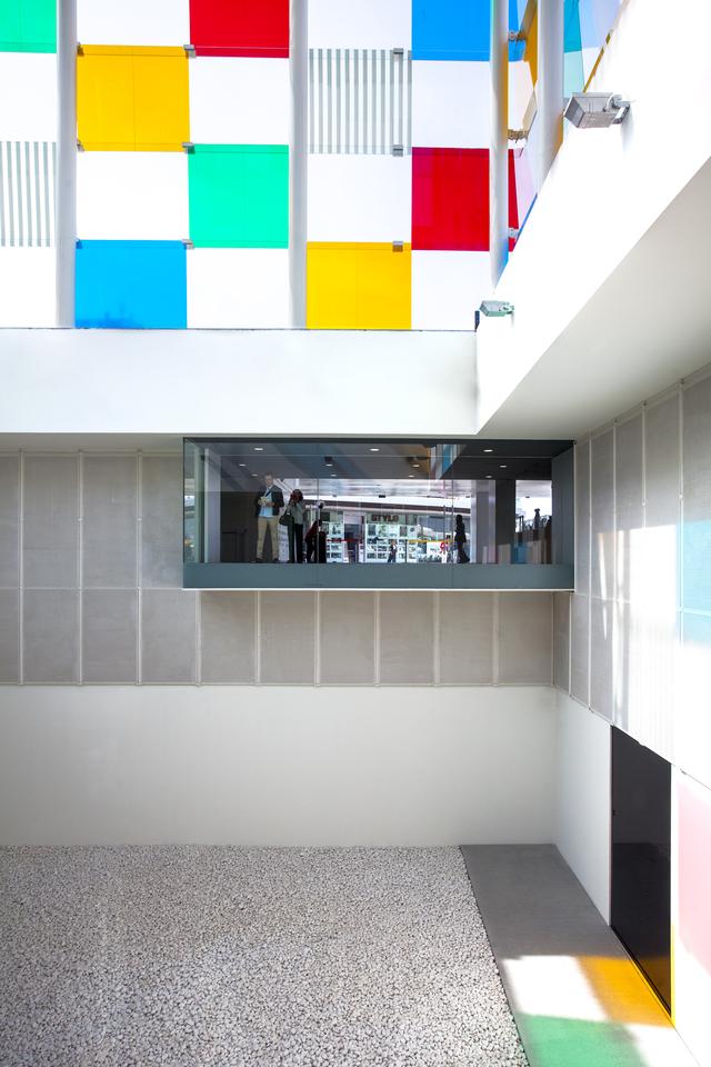 Центр Помпиду в Малаге