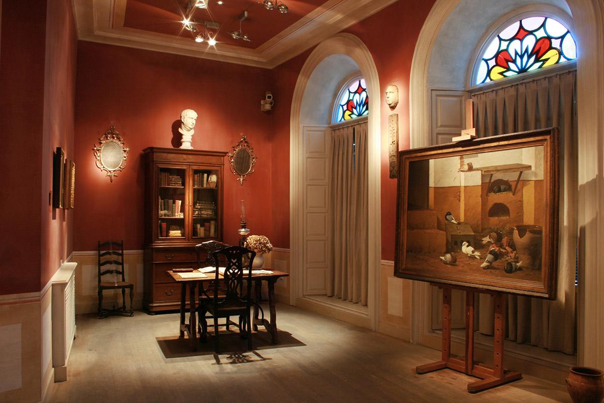 Дом-музей Пикассо