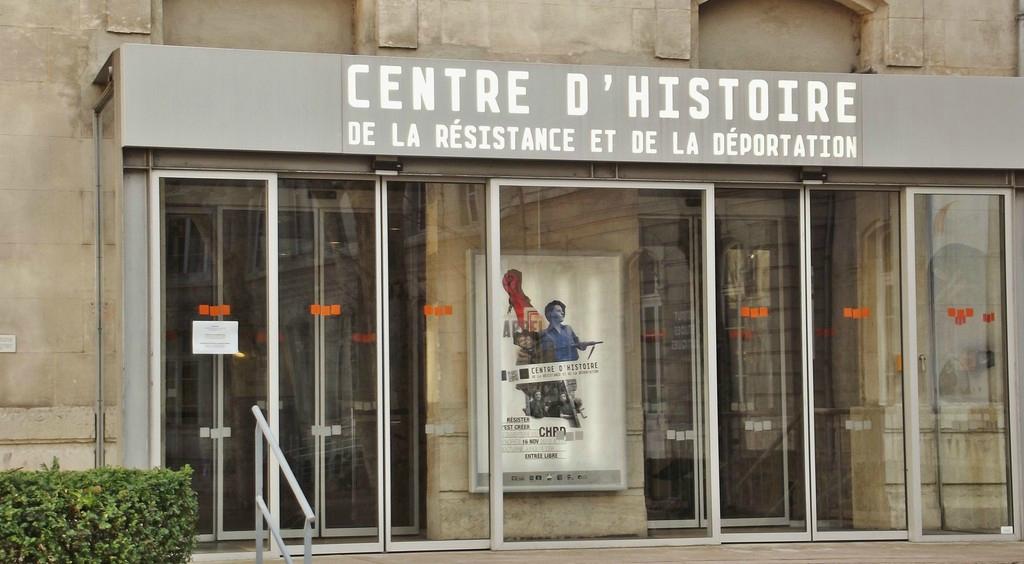 Музей Сопротивления, Лион