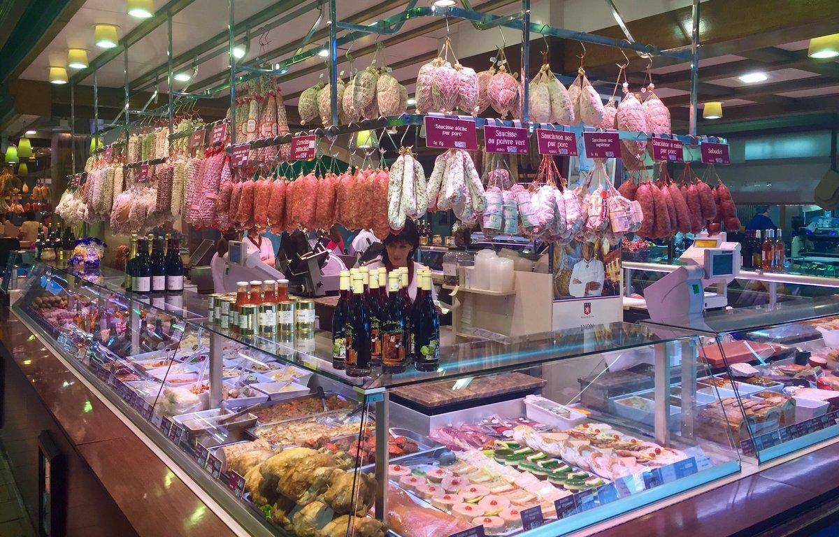 Рынок Ле-Аль Поль Бокюз
