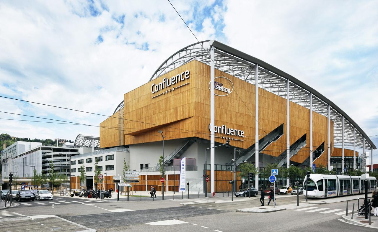 Торговый центр Confluence