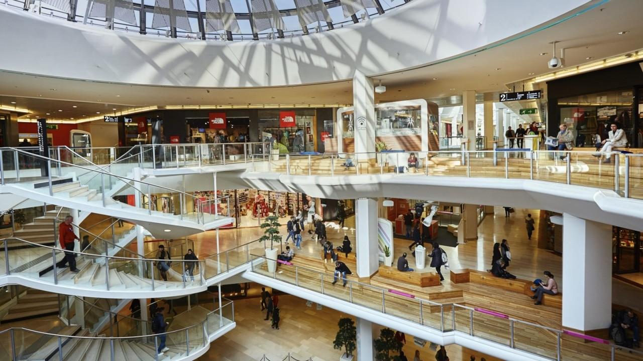Торговый центр La Part-Dieu