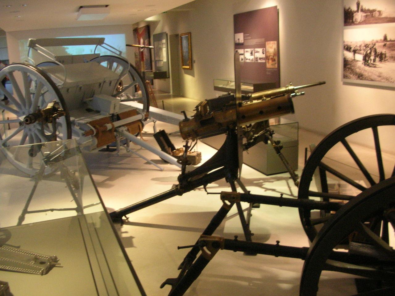 Музей армии в парижском Дворце Инвалидов