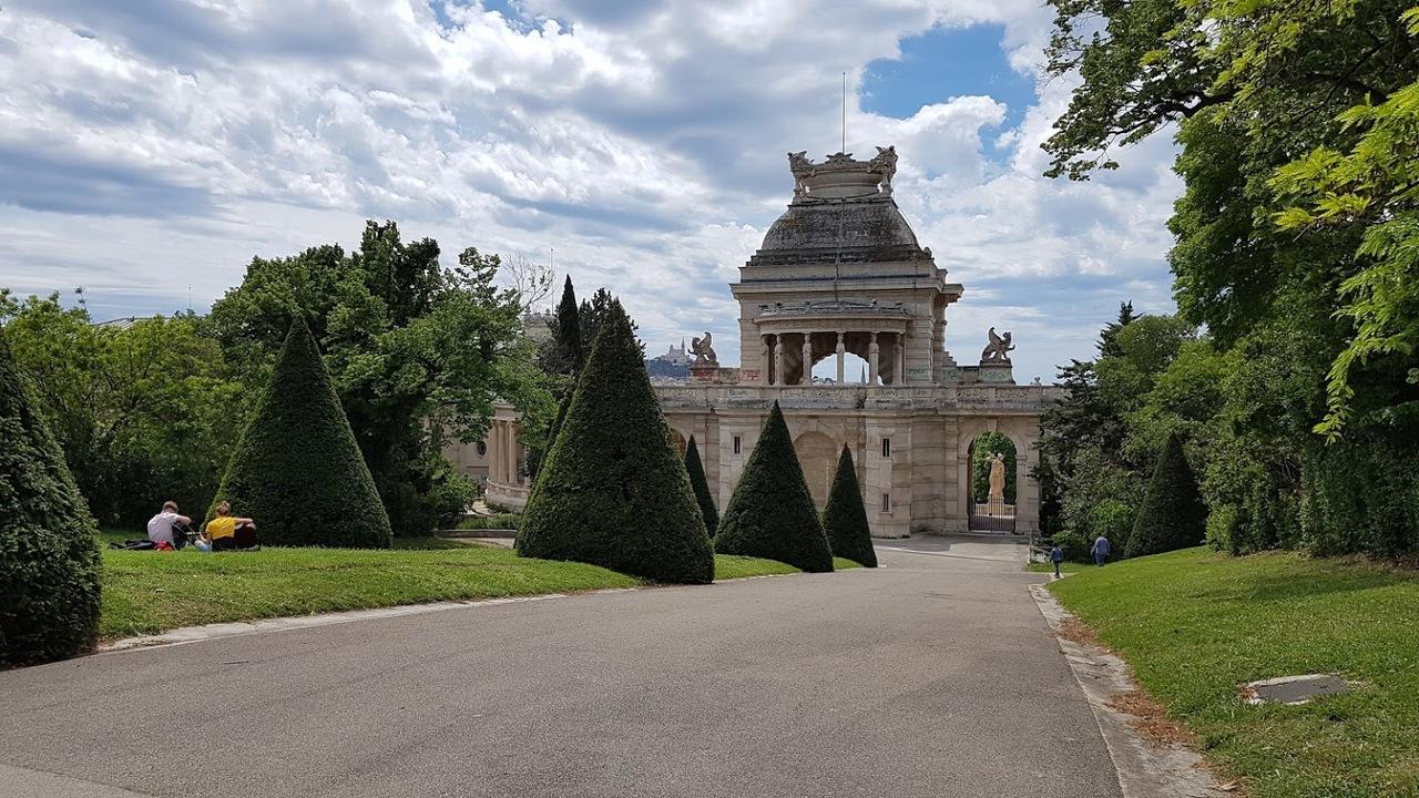 Дворцово-парковый ансамбль Лоншан