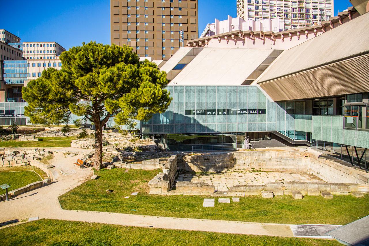Исторический музей Марселя, Марсель