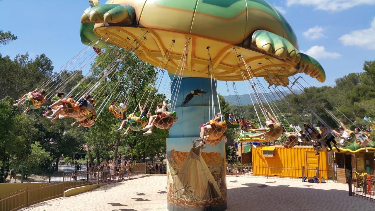 Парк развлечений OK Corral