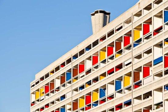 «Лучезарный город» Ле Корбузье, Марсель