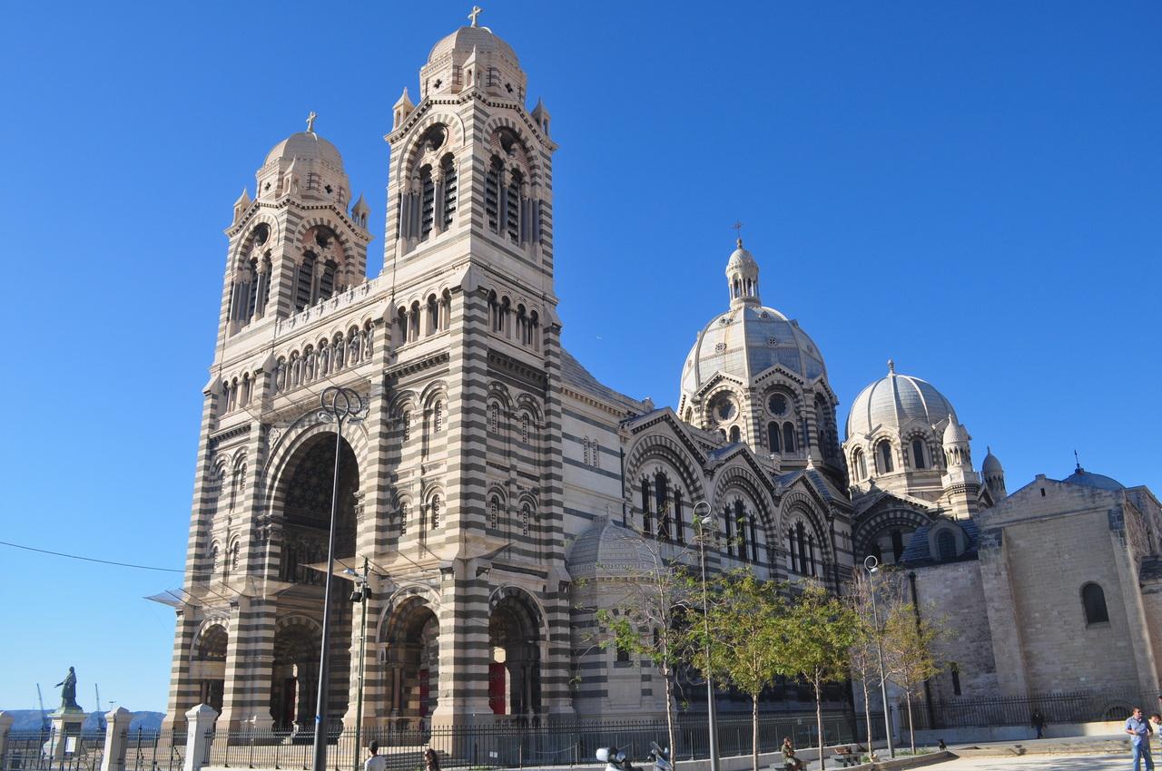 Кафедральный собор Марселя, Марсель