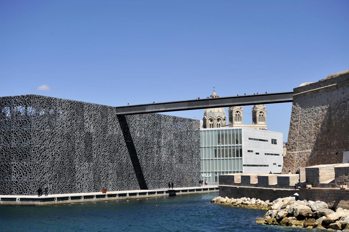 Музей цивилизаций Европы и Средиземноморья