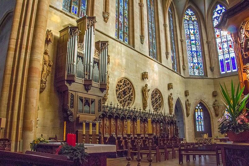Церковь Сен-Мартен