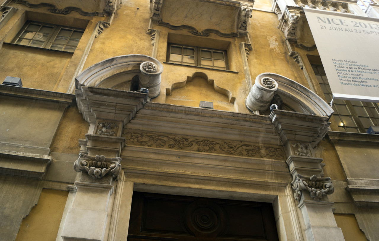 Дворец Ласкари, Ницца