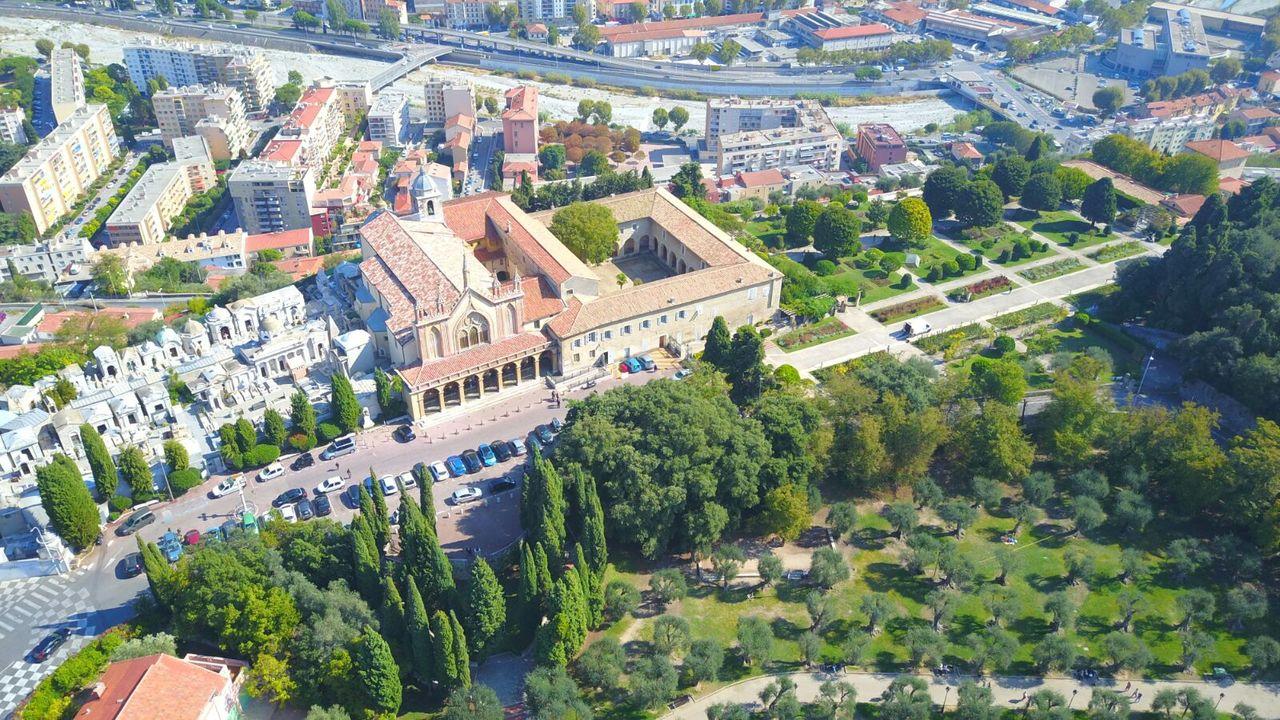 Монастырь Симье, Ницца