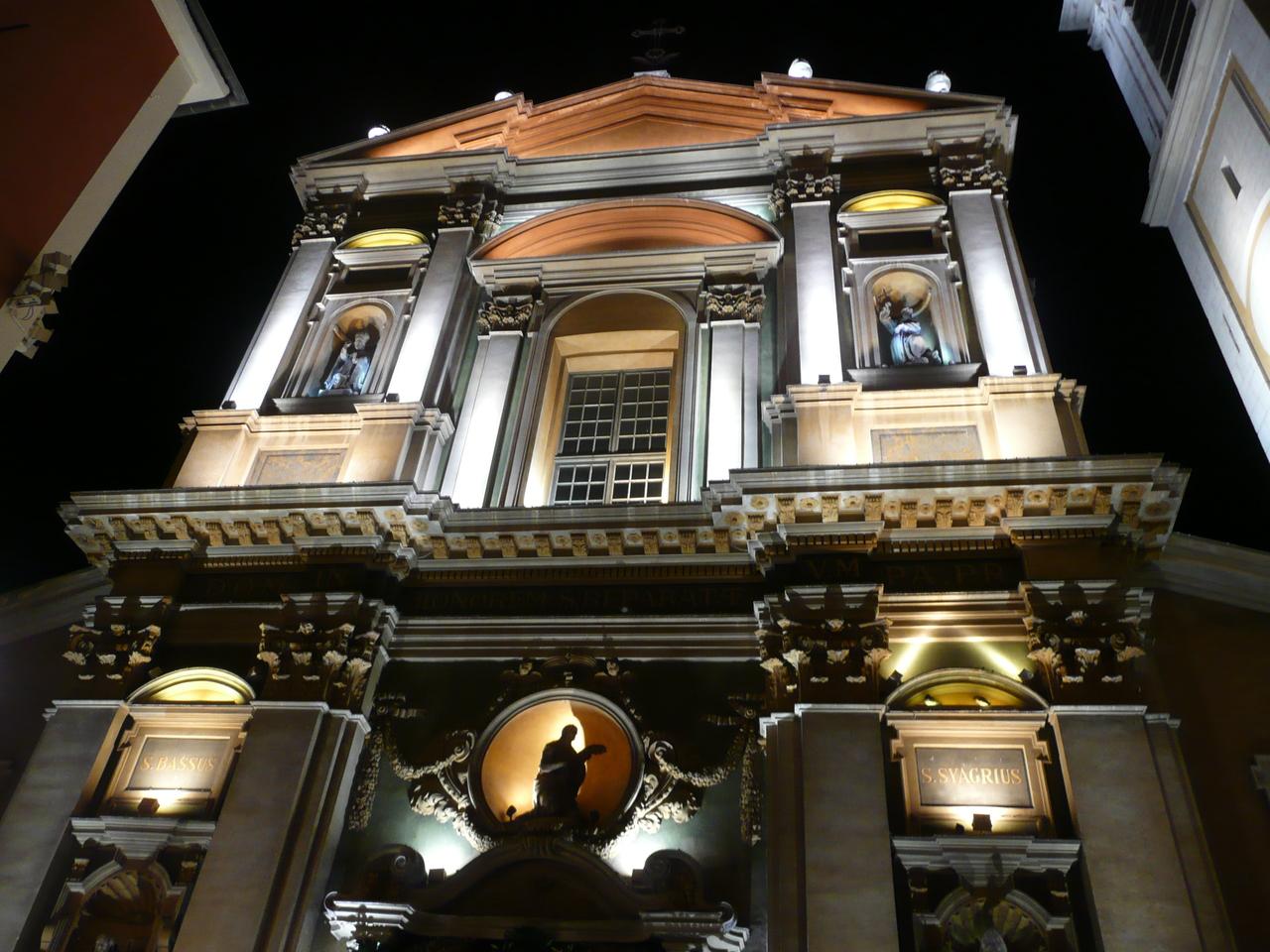 Кафедральный собор Святой Репараты