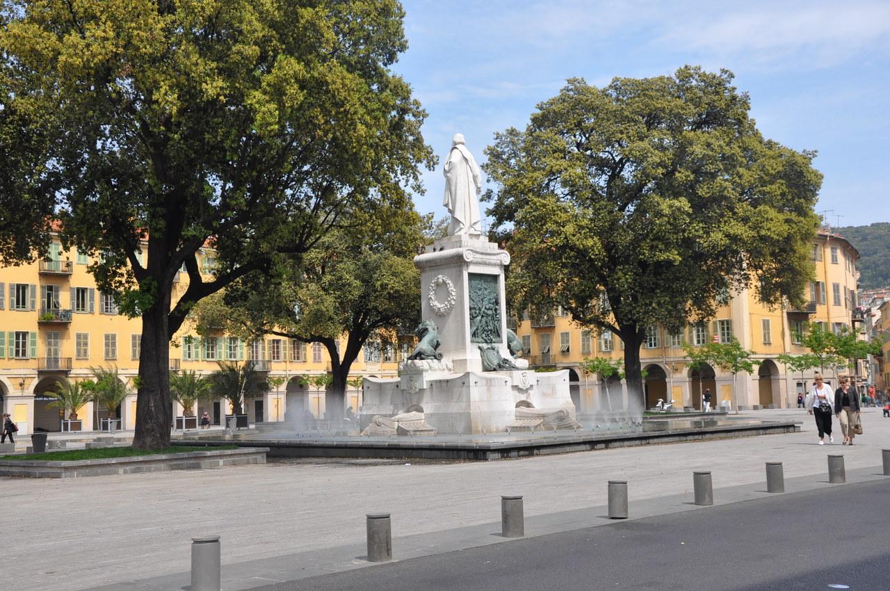 Площадь Гарибальди