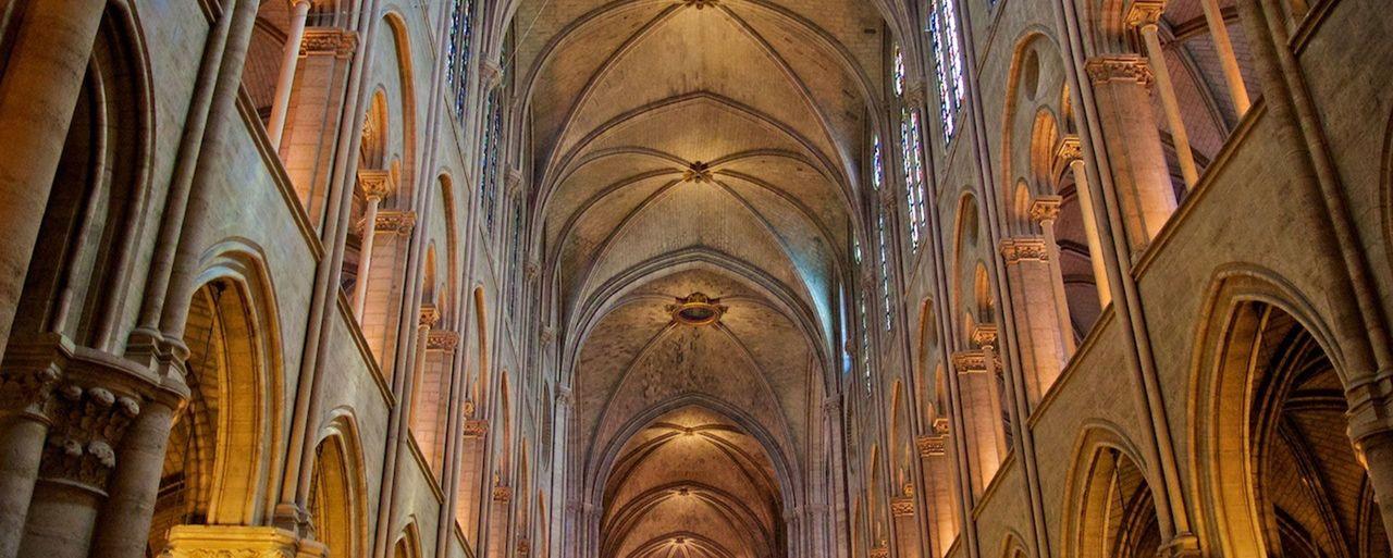 Базилика Нотр-Дам-де-Нис