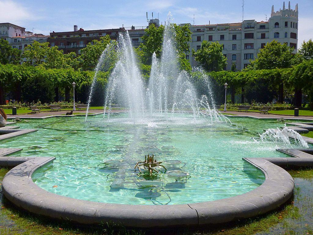 Парк Донья-Касильда-де-Итуррисар
