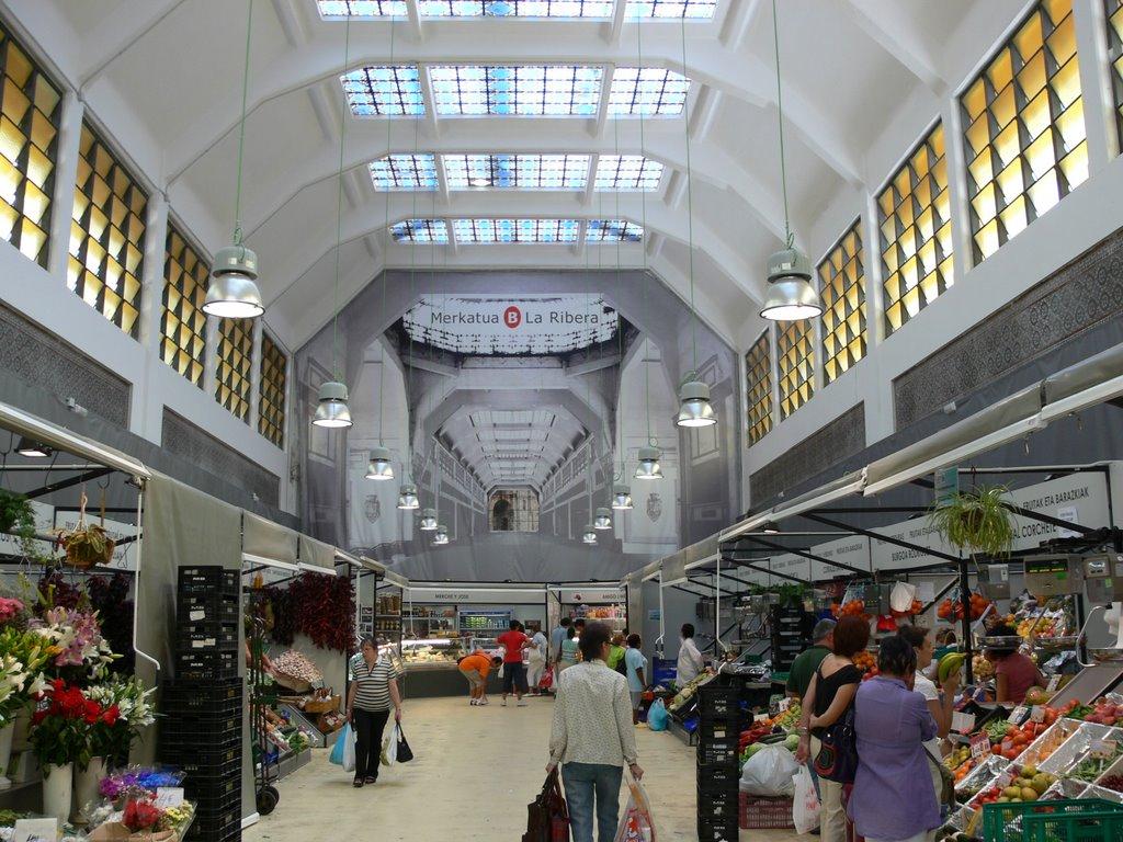 Рынок Ла Рибера