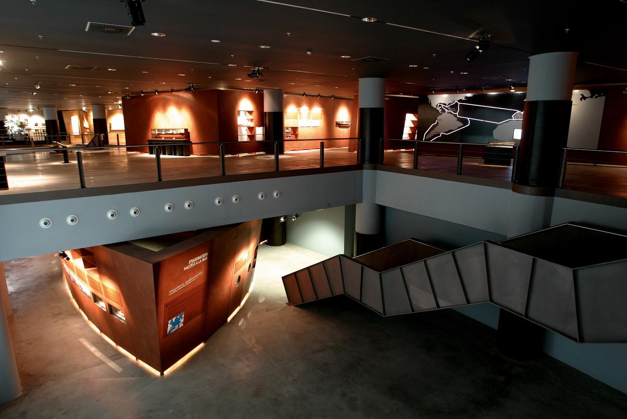 Морской музей Бильбао
