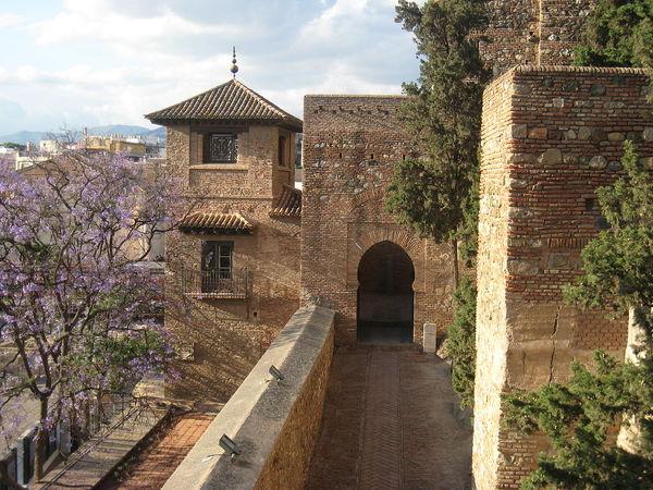Крепость Малага (Алькасаба Малаги)