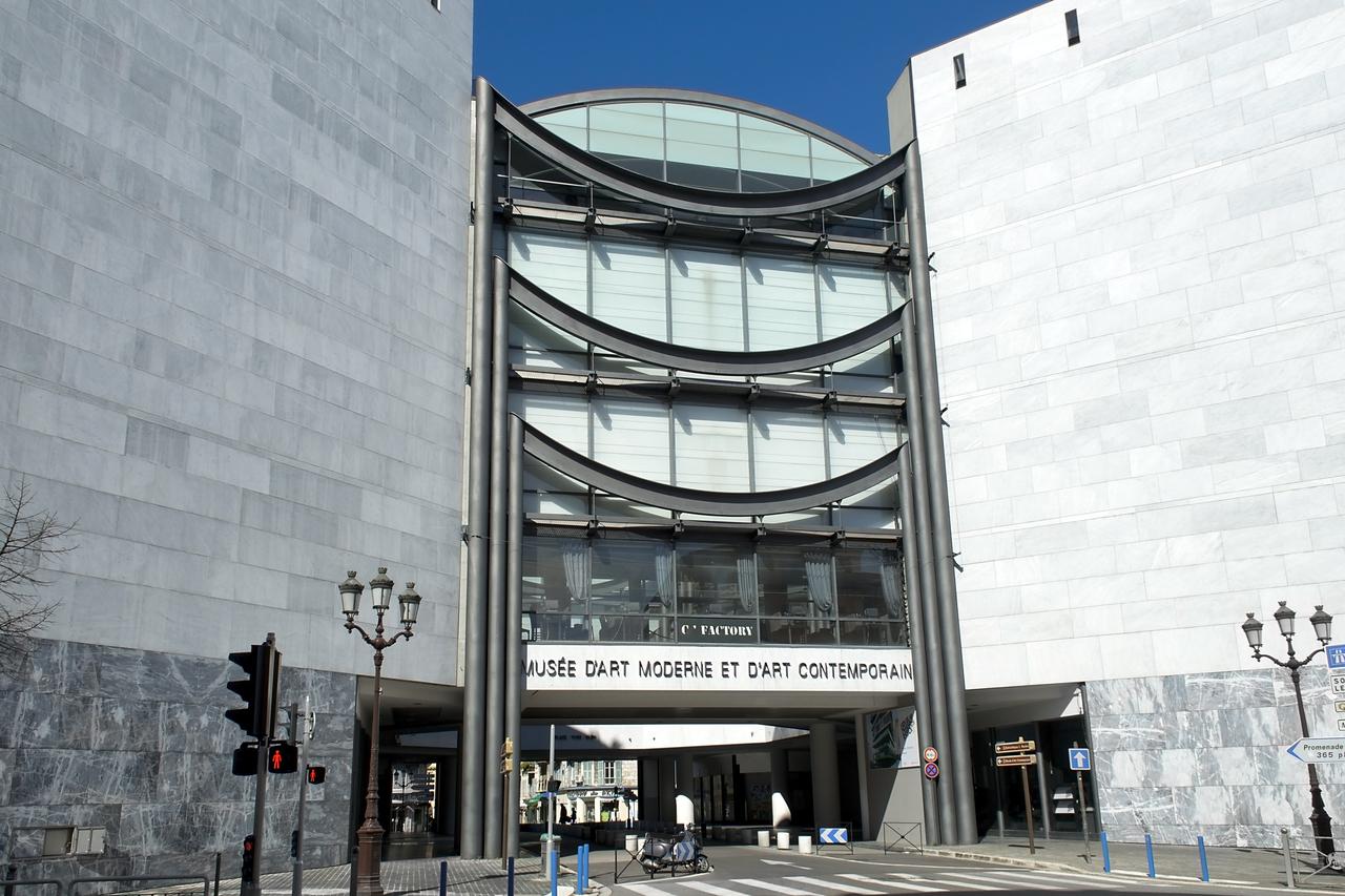 Музей современного искусства, Ницца