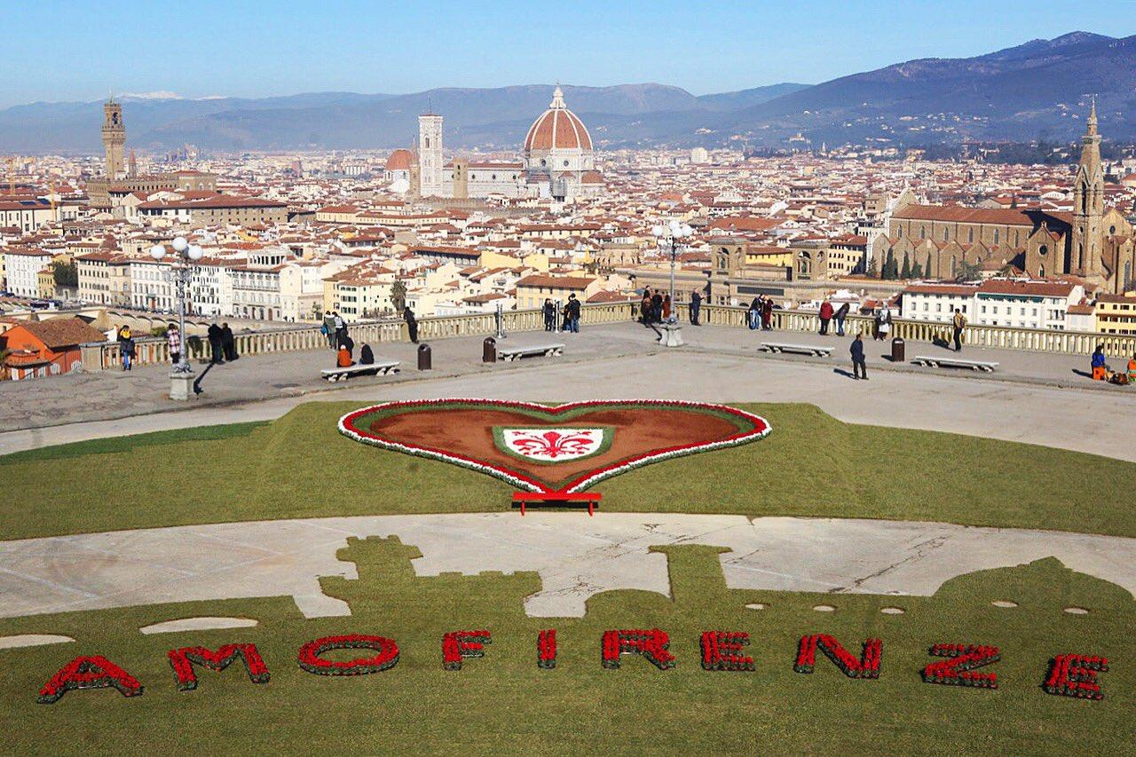 Площадь Микеланджело, Флоренция