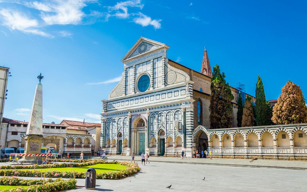 Базилика Санта-Мария-Новелла