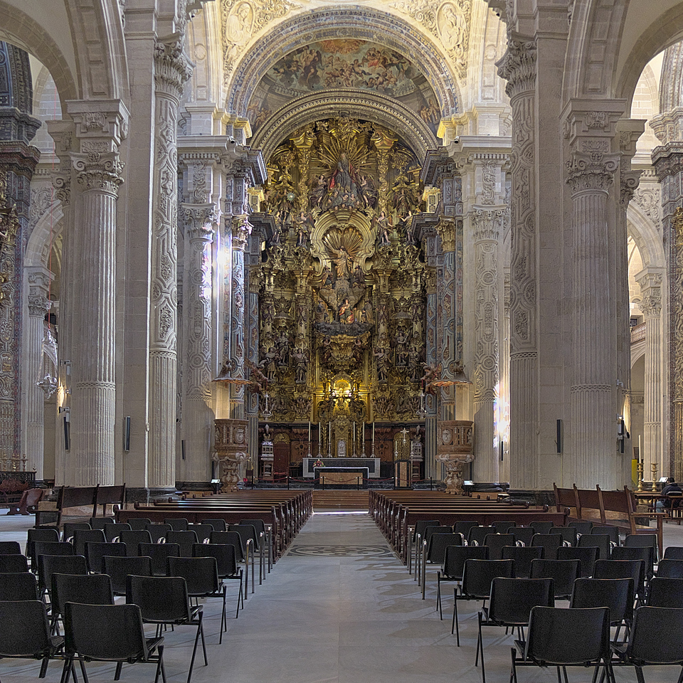 Церковь Сан Сальвадор