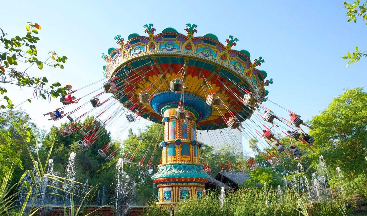 Парк развлечений «Магический остров»