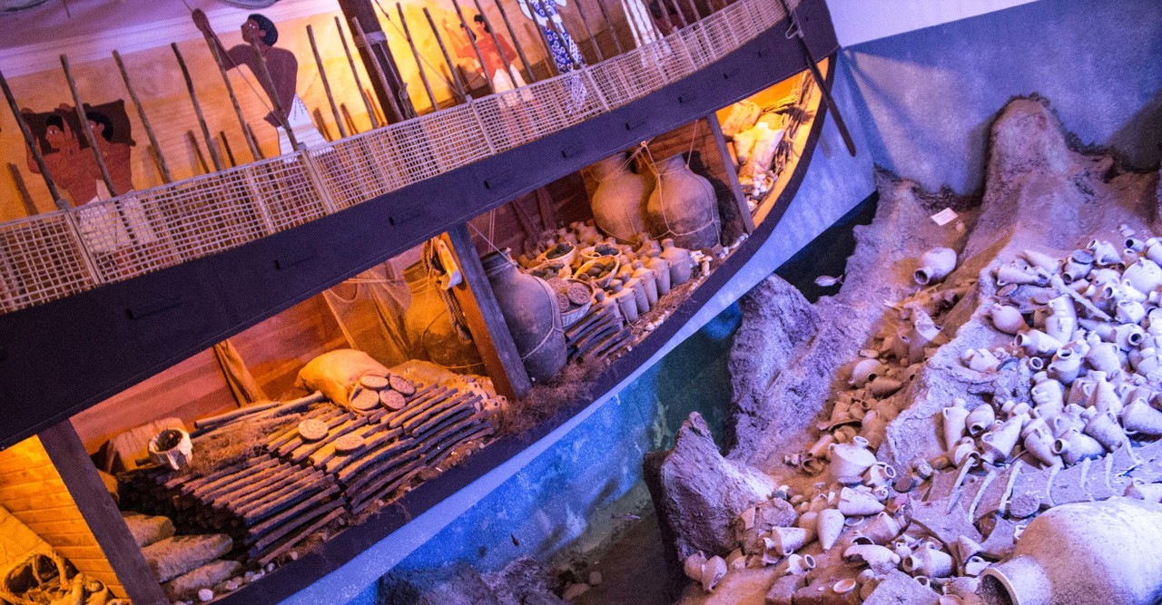 Бодрумский музей подводной археологии