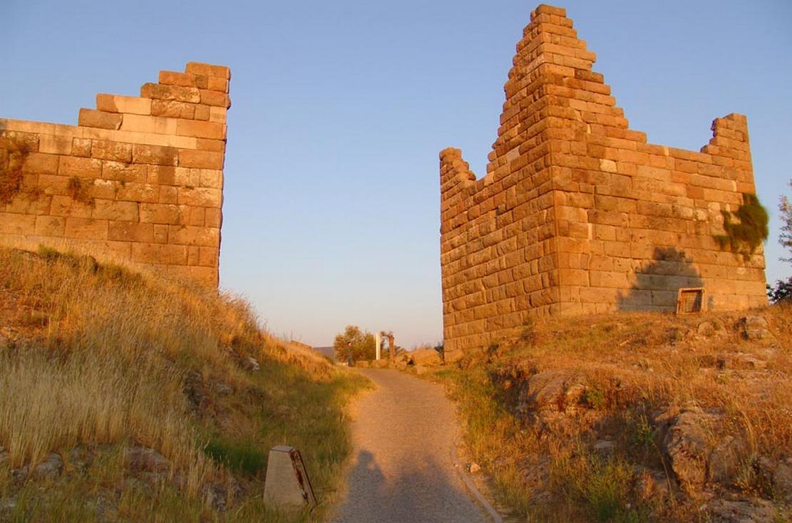 Ворота Миндоса, Бодрум