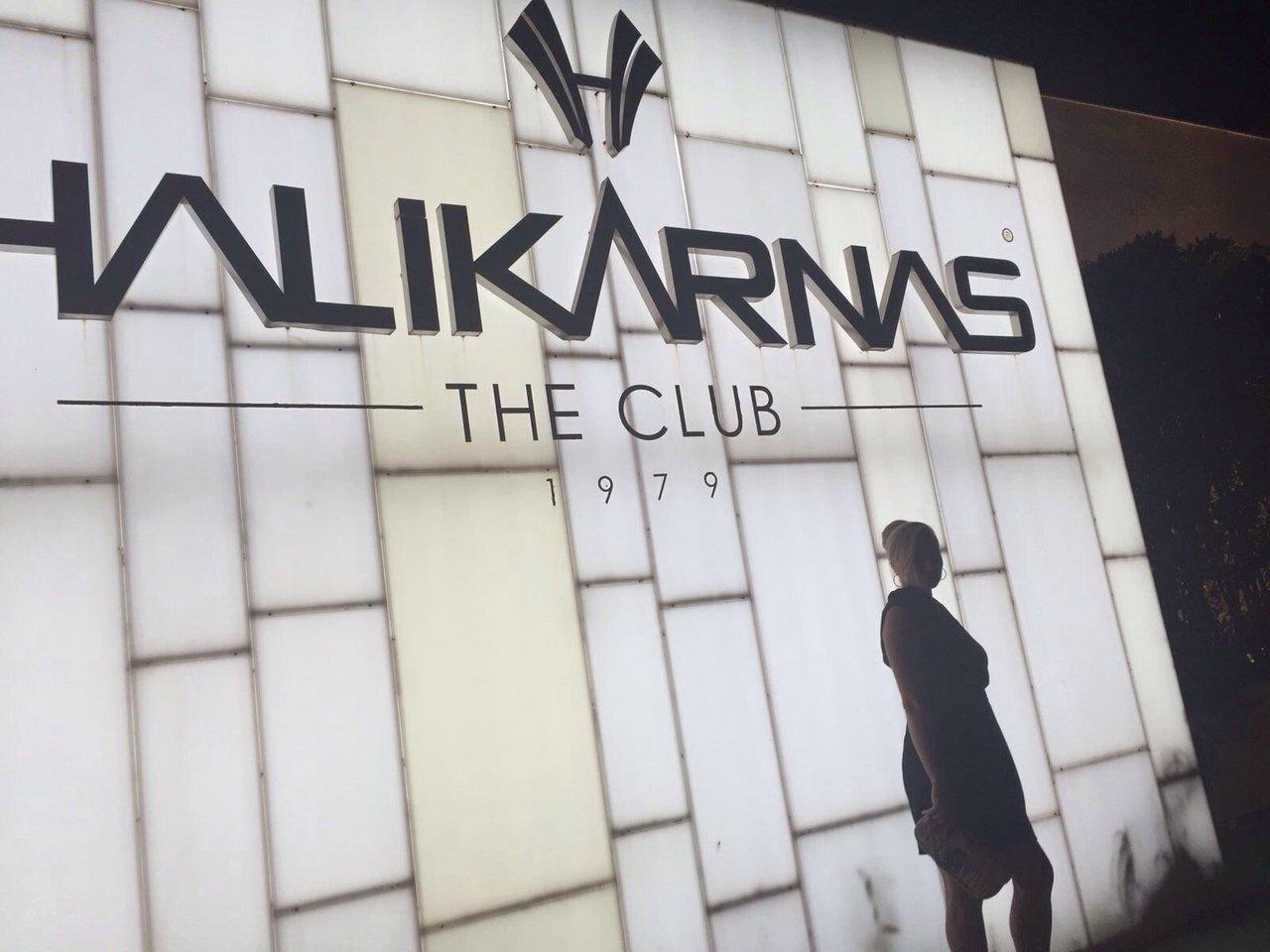 Ночной клуб «Галикарнас»